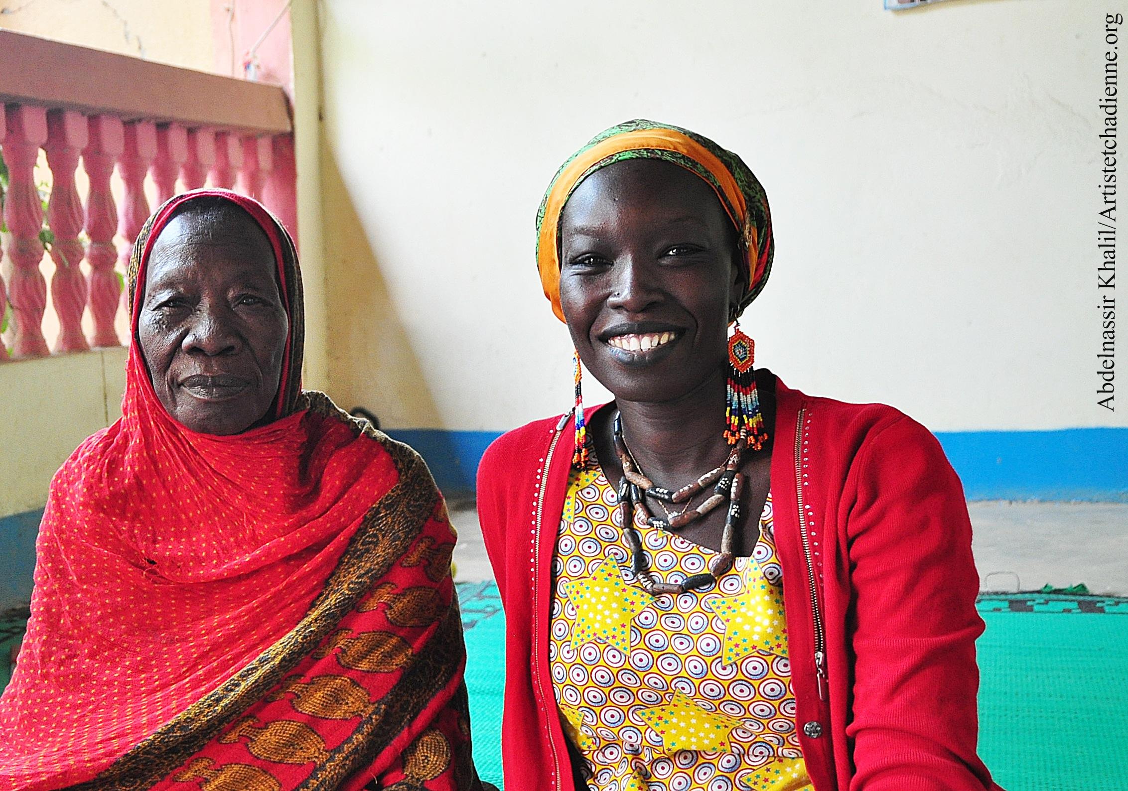 Kaka Tchad tradition: Djossie, une carrière brodée de vagissement et de vie